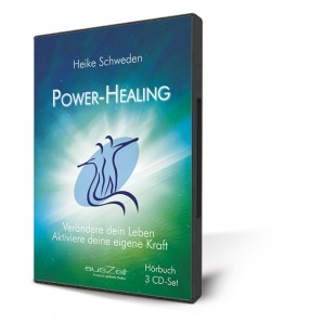 Schweden, Heike - Power-Healing (3 CD Box)