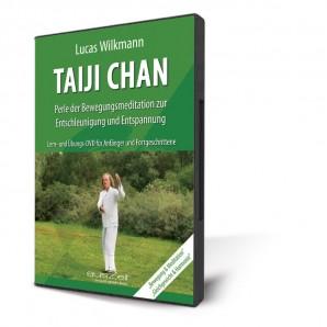 Wilkmann, Lucas - TAIJI CHAN - Perle der Bewegungsmeditation zur Entschleunigung und Entspannung (DVD)